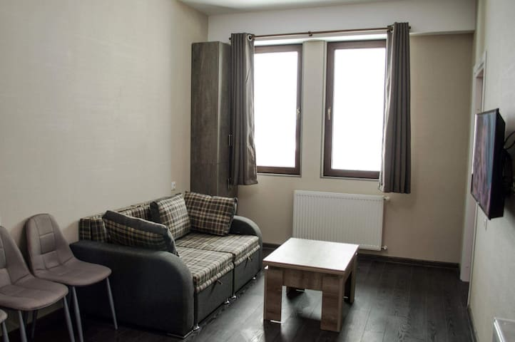 Cozy place in ski resort Bakuriani - Bakuriani - Apartamento