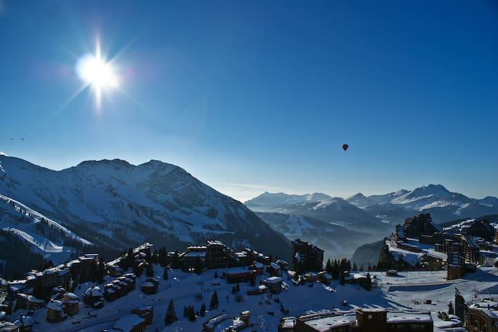 Appartement familial skis aux pieds - Morzine - Leilighet