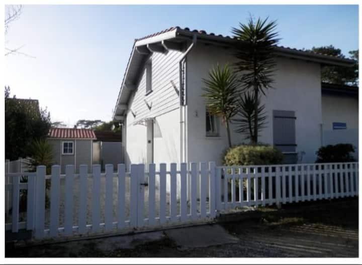 Villa T3 idéalement placée à Capbreton