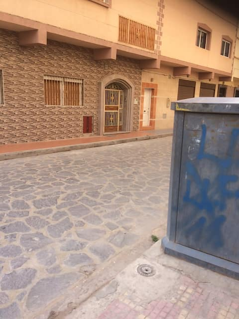 Laarassi mosquée ( rue de l'hôtel Babil)