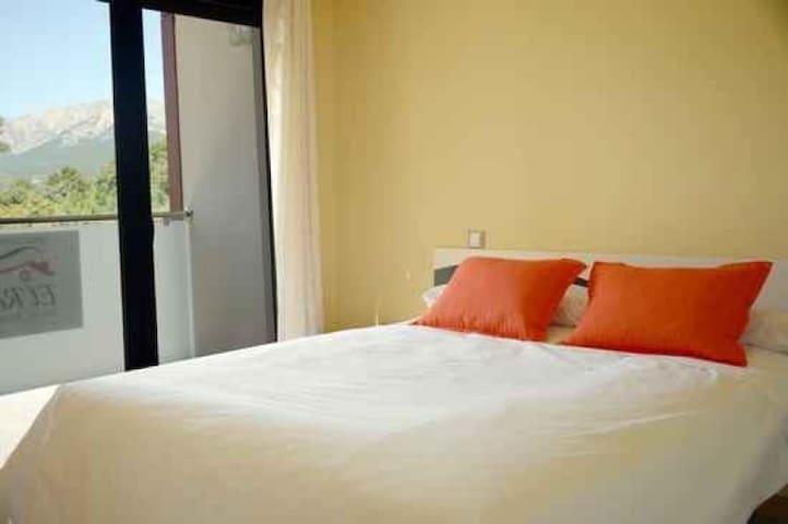Apatamento 2ºL con 1 habitación, en Arenas de San Pedro