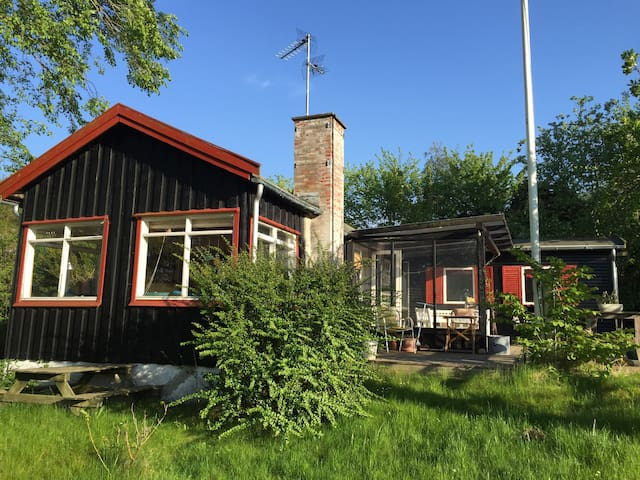 Charming summerhouse by the sea - Vejby - Haus