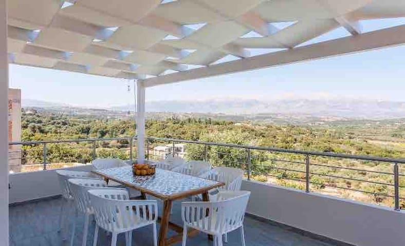 Villa Belam, entre mer et montagne