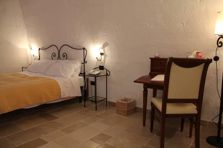 Camera Superior a Hotel Masseria Donnaloia