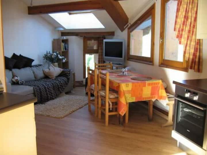 Beautiful apartment of 48m² in les Grangeraies