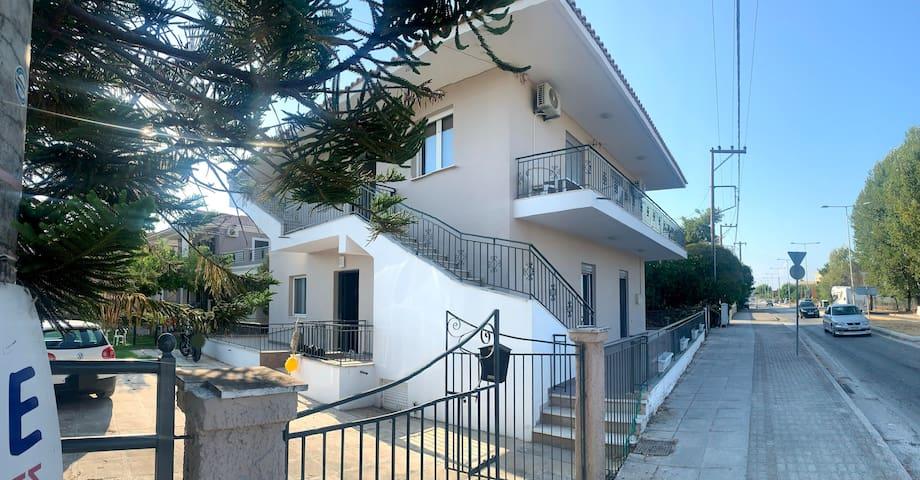 Traditional House in Lygia Lefkada