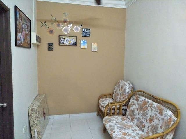 小厅 small living hall