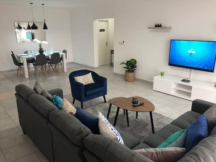 Appartement meublé 100 m2 au cœur de Libreville