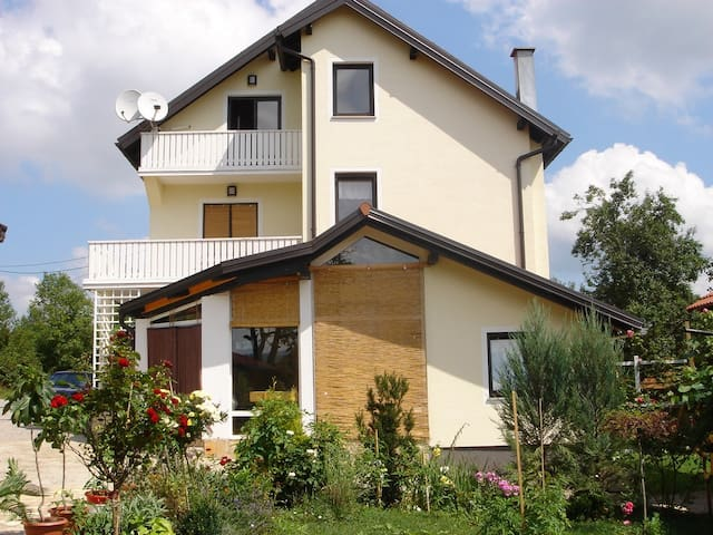 Apartments Kristina - Drežnik Grad - Bed & Breakfast