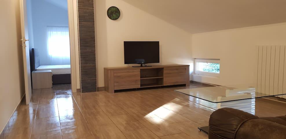 Apartamento centro Collecchio