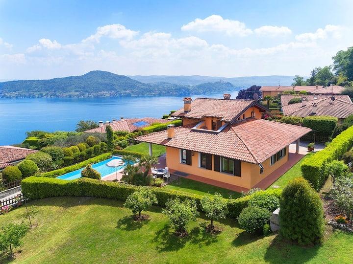 Tantalizing villa with pool!  - Villa Bellavista