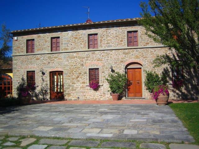 Villa Panicale - Capraia e limite