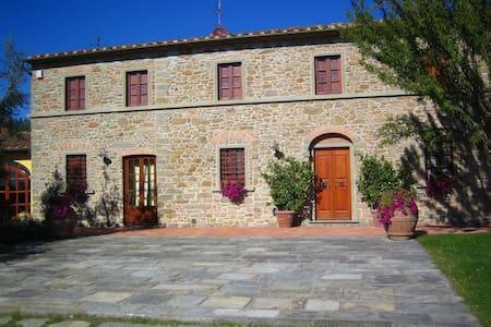Villa Panicale - Capraia e limite - 别墅