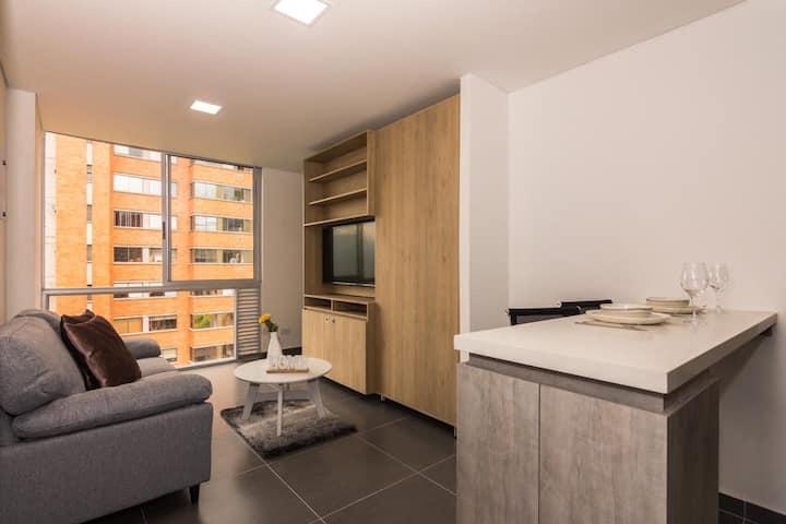 CLASSY and FABULOUS Poblado Apartment TOP VIEWS