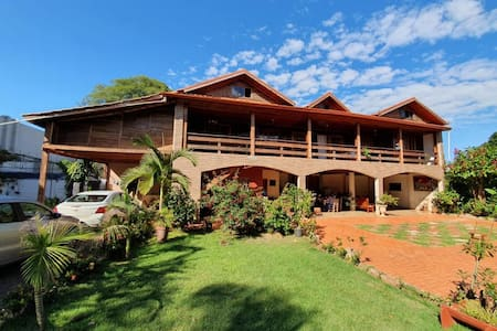 Casa de campo na cidade! Country home - welcome!
