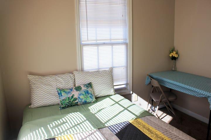 CozyRoom103&SharedBath20minutes walk toRiverStreet - Savannah - Apartment