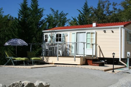 Charming 2-bedroom modular home - Puget-Théniers - Inny