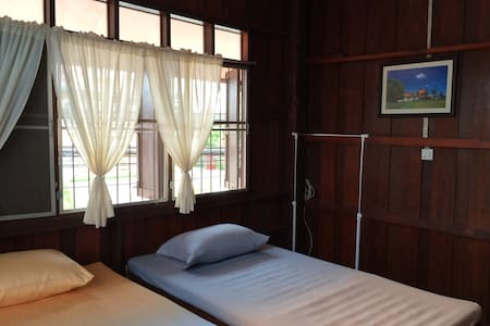 HavenRoom#3-opposite Lomsak Museum - Lom Sak - House