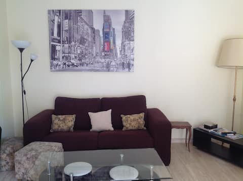 spacious apartement in Menton, French riviera .
