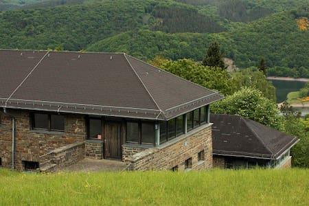 Gästezimmer Nr. 2 im Seminarhaus Vogelsang 86 - Schleiden - Haus