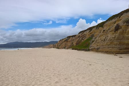 Walk to beach, 20 mins to San Mateo - Half Moon Bay - Guesthouse