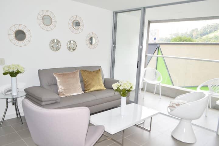 Apartamento moderno en Oceania, El Poblado