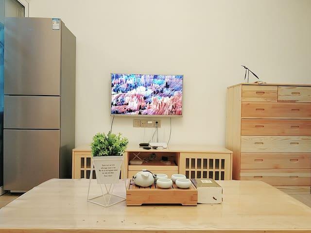 大小梅沙/东部华侨城清新舒适两居房(轻松住3-5人)