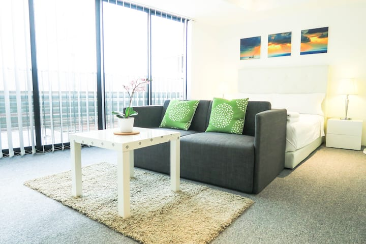 Comfy Studio Apartment at Somerset / Orchard Area