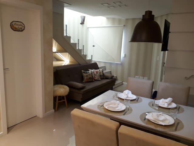 Residencial Santa Fé Flat