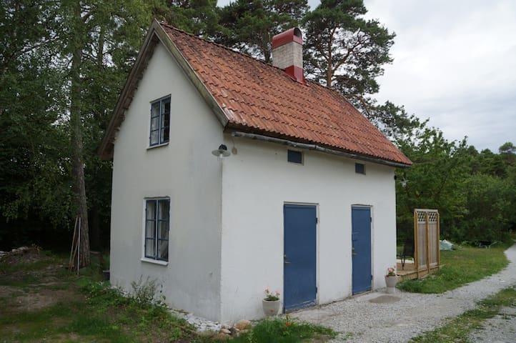 Bryggstuga - Gotland N - Appartement