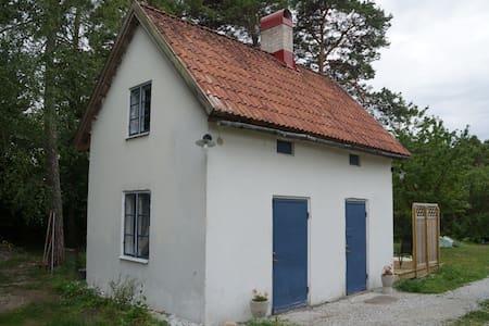 Bryggstuga - Gotland N