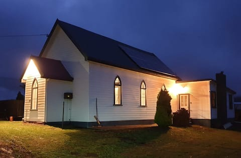 """""""The Church"""" 12 Minutes from Derby Mt Biking & Spa"""