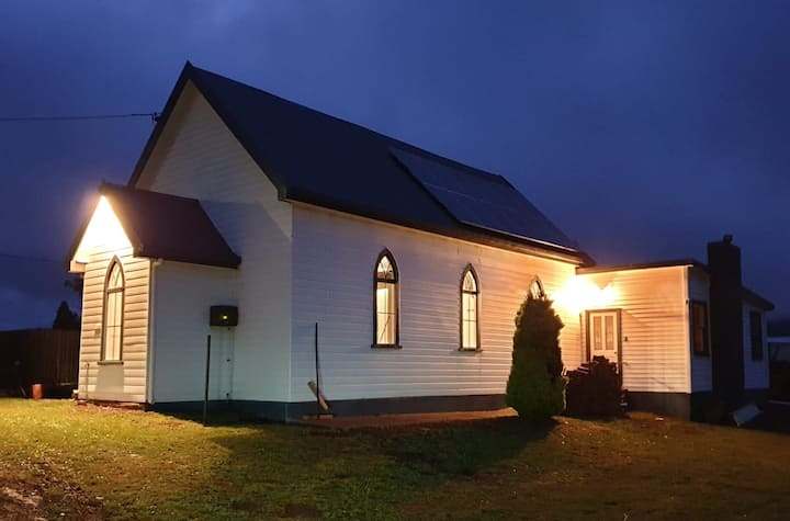 """The Church"" 12 Minutes from Derby Mt Biking & Spa"