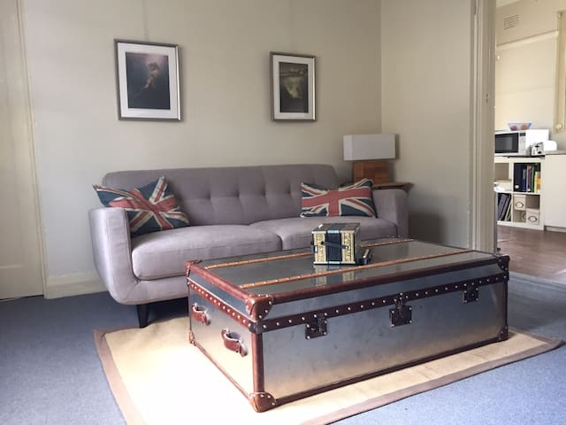 1 Bedroom Apartment, close to city - Glebe - Apartment