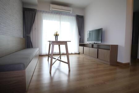 Cozy room / Comfortable travel - Bangkok - Apartment