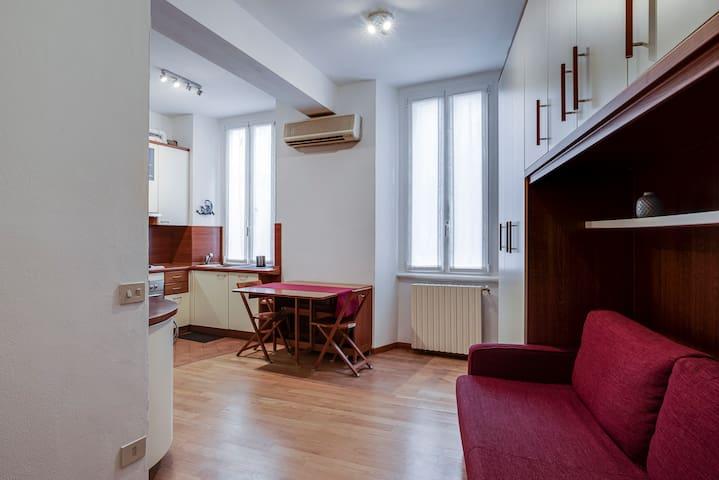 Spazioso appartamento a due passi da P.ta Romana