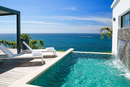 Emerald House Luxury private pool - Cole Bay - House