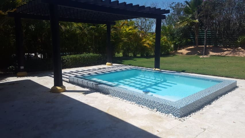Bungalow, piscina privada exclusivo Cap Cana