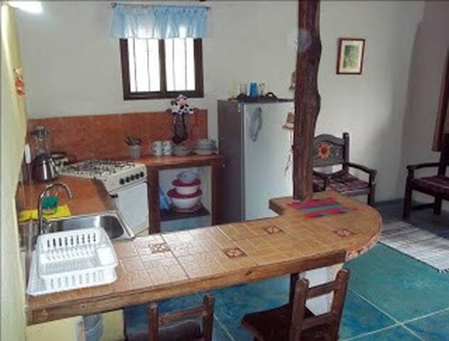 Cabaña La Casita Andina