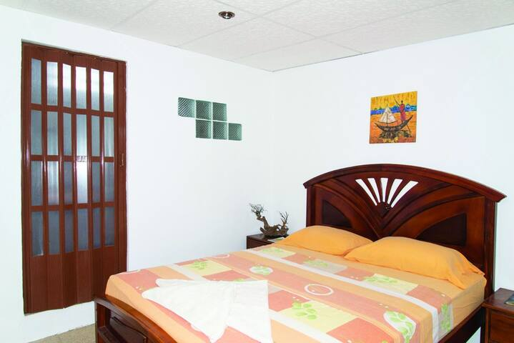 Habitación matrimonial en conjunto - San Pablo - Huoneisto