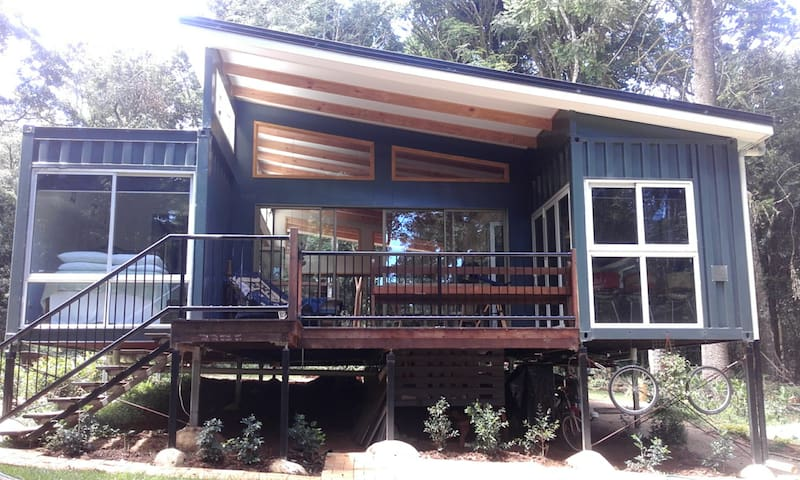 Oma's Place  - Eco R'frst Hideaway - BUNYA MOUNTAINS - House