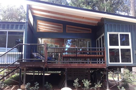 Oma's Place  - Eco R'frst Hideaway - BUNYA MOUNTAINS - บ้าน