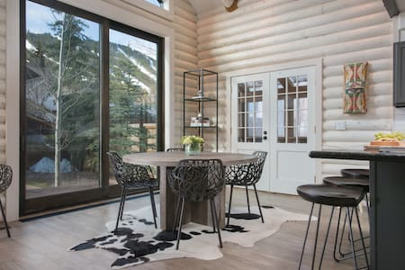 Contemporary Cabin (Long Term Rental)