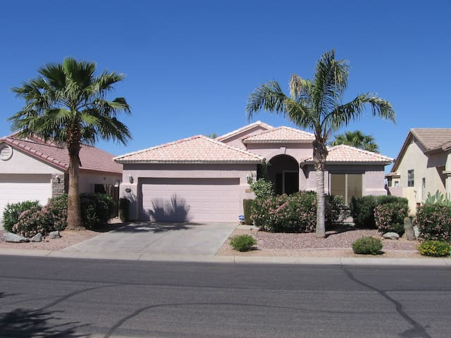 Fabulous Golf Course Home San Tan Valley - San Tan Valley