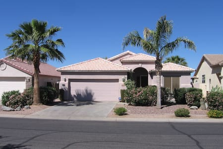 Fabulous Golf Course Home San Tan Valley - San Tan Valley - (ukendt)