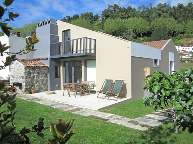Furnas Valley design house (2Br) - Furnas - Pis