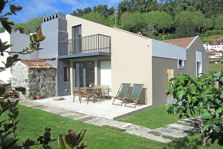 Furnas Valley design house (2Br) - Furnas