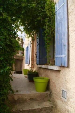 Village house, all year, 90€, 2 nights minimum - Bédoin - Rumah