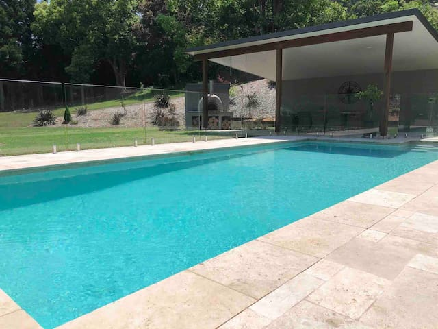 Private Acreage only minutes from the beach