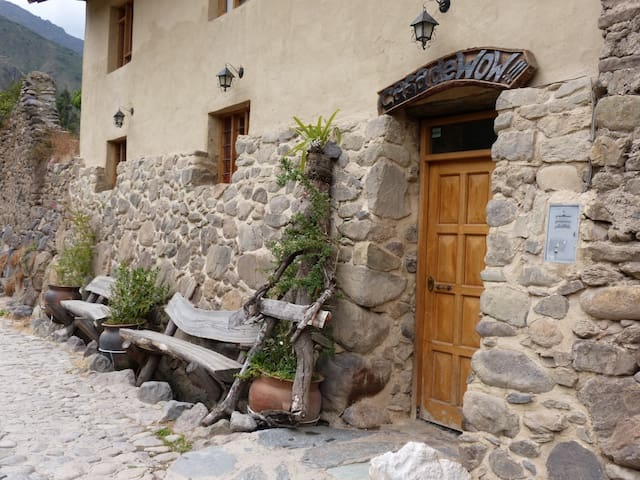 Kapuli Twin Room - Ollantaytambo